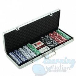 Poker Chips 500 pcs