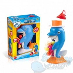 Sir Dolphin Bath Toy