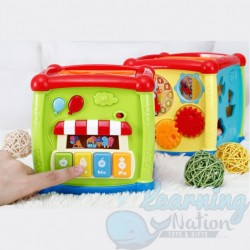 Toddler Activity Cube