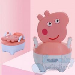 Peppa Pig Potties Pink