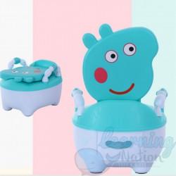 Peppa Pig Potties Blue