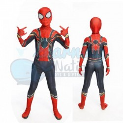 Spiderman Nanotech Fullbody...