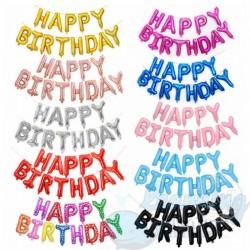 Happy Birthday Foil Balloon...