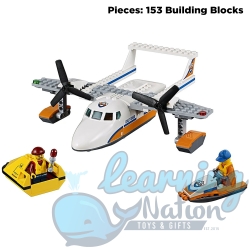 Coast Guard Sea Rescue Plane
