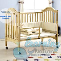 Premium Baby Wooden Cots