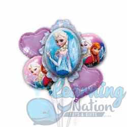 Frozen Foil Balloon Set