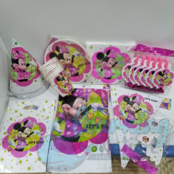 Minnie Mouse Party Set