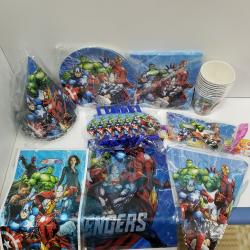 Avengers Party Set