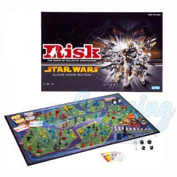 Risk Star Wars Clone Wars