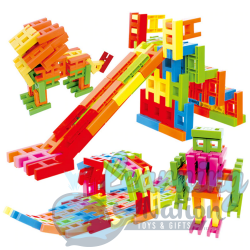 H Shaped Building Blocks
