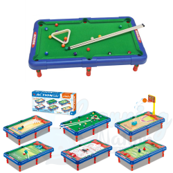 6 in 1 Table Top Game