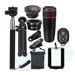 12X Zoom Cellphone Lens Kit