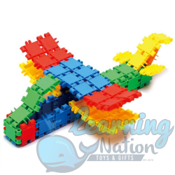 Crate Shaped Building Blocks