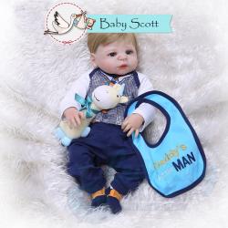 Reborn Babies - Scott