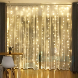 Fairy Lights Curtains
