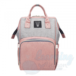 Mommy Bag Baby Pink