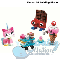 Unikitty's Sweetest Friends...