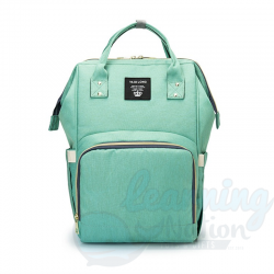 Mommy Bag Turquoise